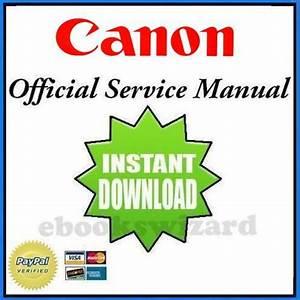 Canon Ir2030 Ir2025 Ir2022 Ir2018 Service  U0026 Repair Manual