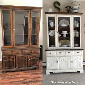 25 best ideas about china cabinet painted on pinterest With best brand of paint for kitchen cabinets with shop wall art