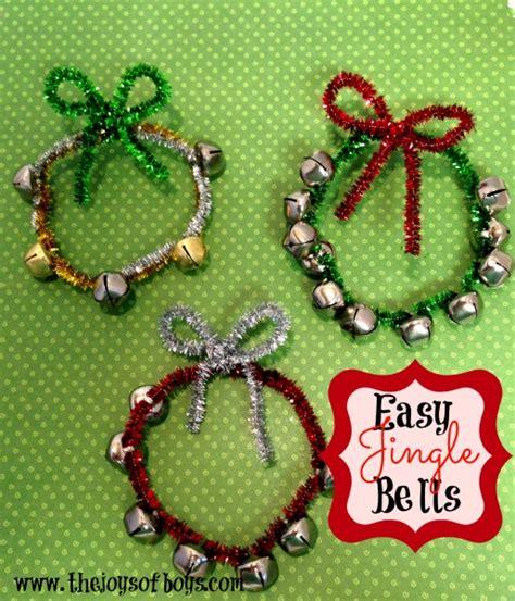 easy jingle bells craft