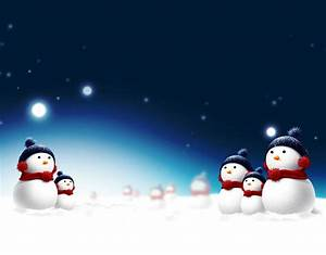 Animals Zoo Park: Free Christmas Snowman Wallpapers for Desktop
