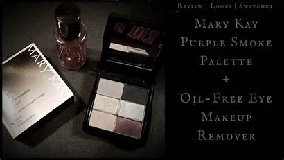 Kay Mary Purple Palette Smoke Makeup Remover