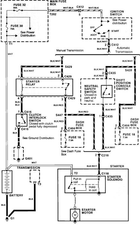 Free Auto Wiring Diagram Honda Acura Integra