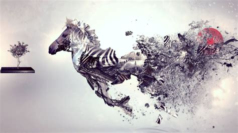 Abstract Animal Wallpaper - abstract zebras animals wallpapers hd desktop and