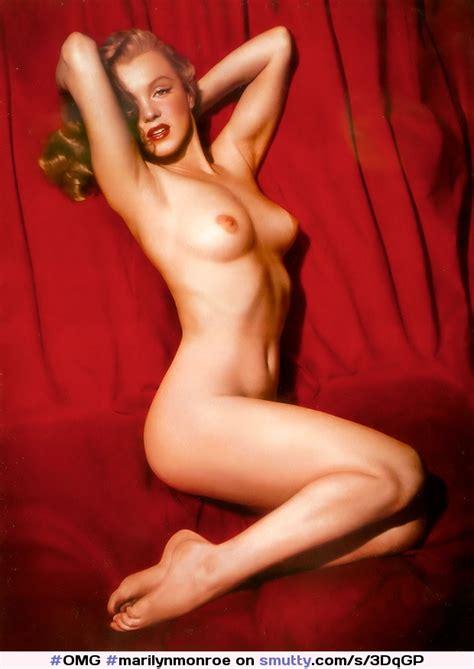 Marilynmonroe Playboy Blonde Celebrity Actress Vintage Breasts Nude Beautiful Model