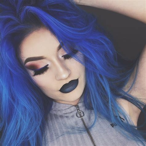 Hair Blue by Image Result For Jon Blue Hair Hair Ideas Dyed
