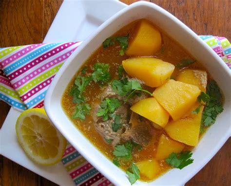 Caldo De Papas Con Espinazo (colombian Potato-pork Soup