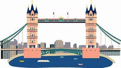 Bridge Tower Clipart Transparent Creazilla