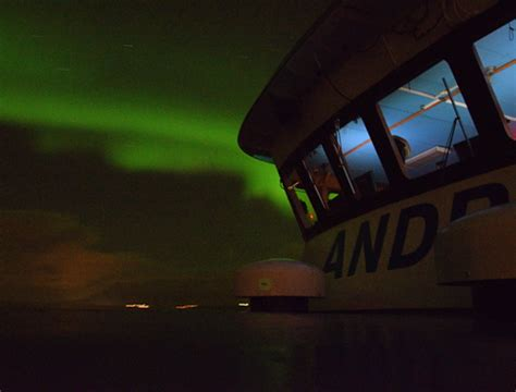 Northern Lights Boat Tour Iceland by Northern Lights Boat Tour Attractiontix