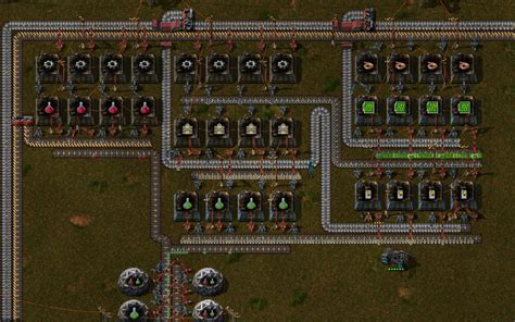 building green science packs factorio forums