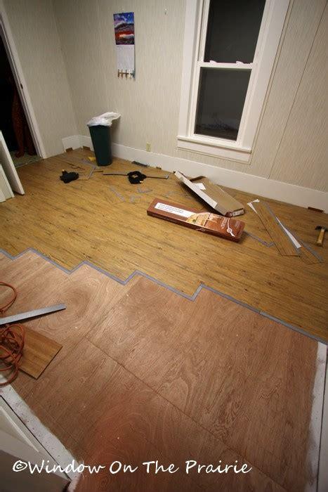 New Bedroom Flooring « Window On The Prairie