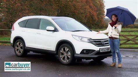 Honda Crv Reviews by Honda Cr V Suv Review Carbuyer