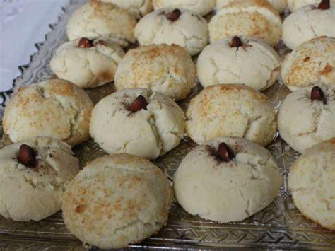 ratiba cuisine recettes de ghribia et noix de coco