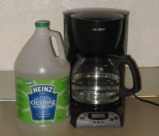 With these simple steps, your brown, grungy pot will be sparkling in minutes. How Much Vinegar Does It Take To Clean A Coffee Maker ...