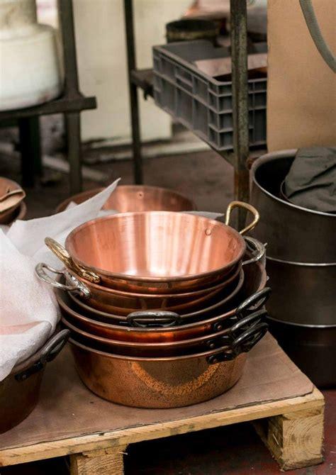 visit  mauviel copper cookware factory
