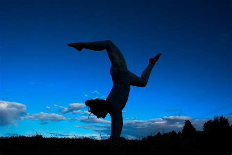 Yoga Teaches Students To Synchronize Body And Soul