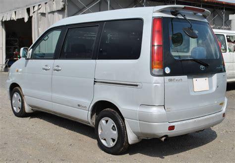 used toyota noah vans 1997 in pearl used cars
