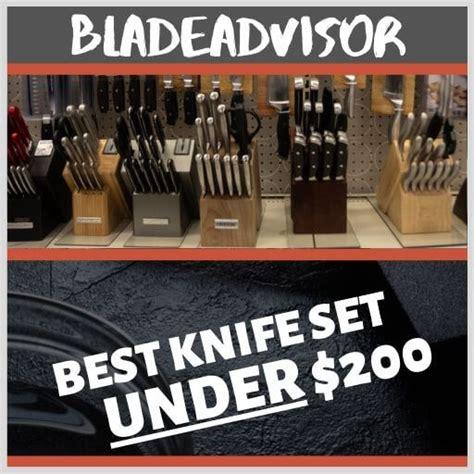 knife under kitchen