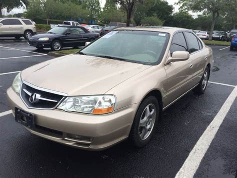 2002 acura tl 3 2 w navi in ta fl good guy cars