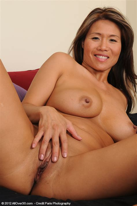 Asian Milf Trisha Show Off Her Big Twins Milf Fox