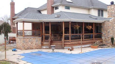 deck patio  porch enclosures