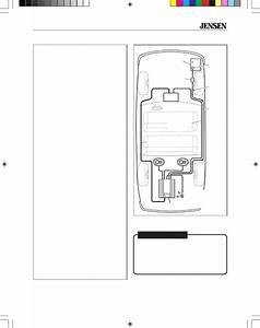 Page 3 Of Jensen Car Amplifier Lxa300 User Guide