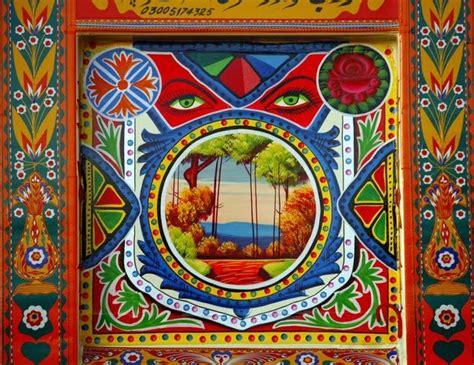 art artists pakistani truck art