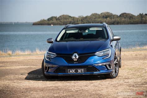 2017 Renault Megane Gt Wagon Review Video Performancedrive