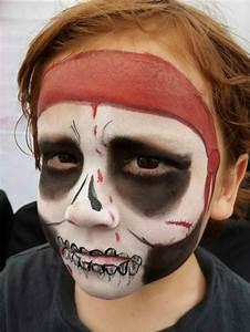 Maquillage Pirate Halloween : l halloween approche trouvez le meilleur maquillage pour ~ Nature-et-papiers.com Idées de Décoration