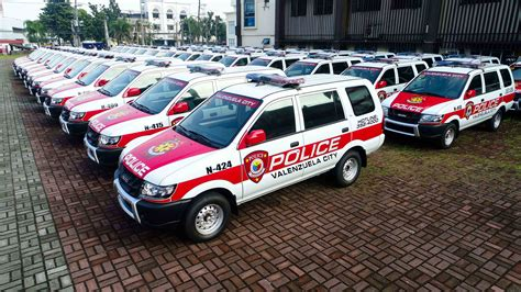 Valenzuela Boosts Local Police Capability With 60 New