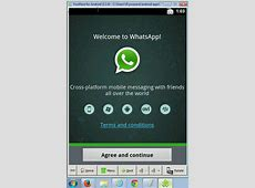 How to use WhatsApp on PC using Android emulators and