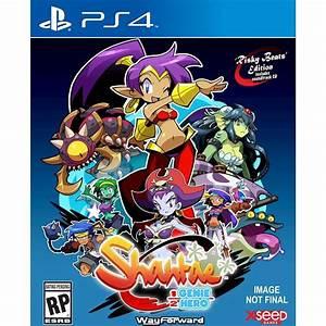 Best, Buy, Shantae, Half
