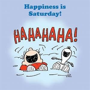 """PEANUTS on Twitter: """"Happy Saturday! ️ http://t.co/cC12kBK9YT"""""""