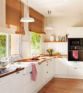 ideas, de, decoraci, u00f3n, para, cocinas, peque, u00f1as