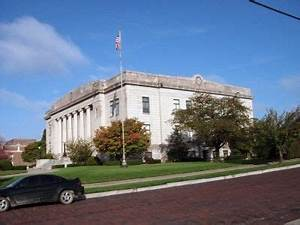 Civil War Memorial - Daviess County Indiana, a War Memorial