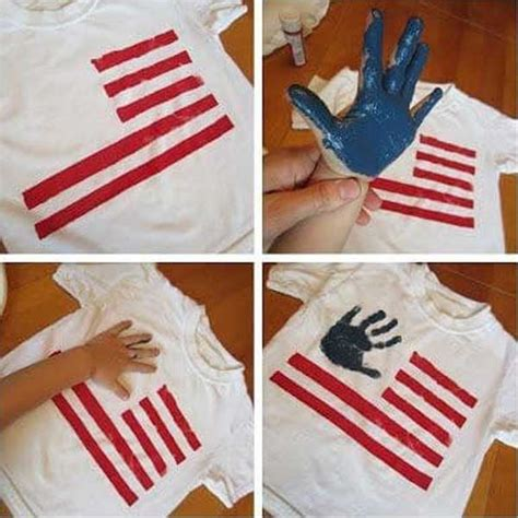 20 Easy Crafts To Keep Kids Busy On 4th Of July Amazing