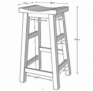 Diy Wooden Bar Stool Plans - Diy (Do It Your Self)