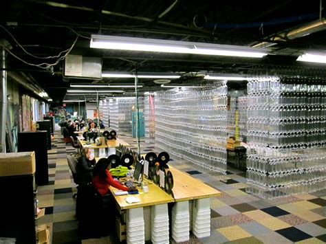 Office Supplies Nyc by Terracycle Renovates Its New Jersey Offices With