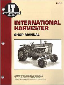 International Harvester Repair Manual By I U0026t