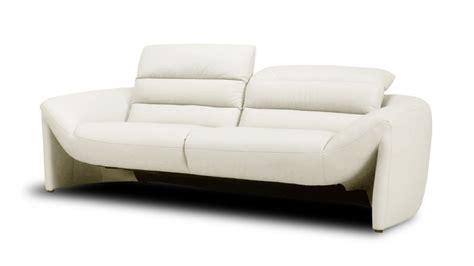 canapé design relax canapé cuir design 3 places seattle mobilier moss