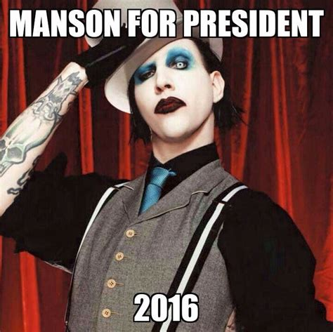 Marilyn Manson Meme - 17 best images about marilyn manson on pinterest the golden posts and marilyn manson art