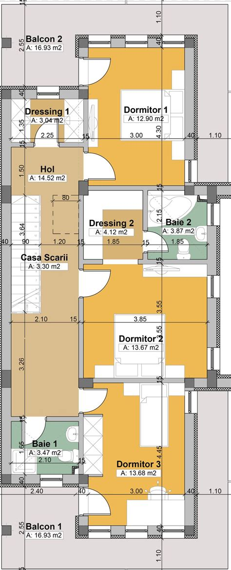floor master house plans two house plans with master on floor
