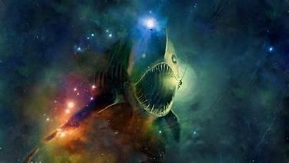 Deep Sea Fish Desktop Wallpapers Backgrounds Mobile