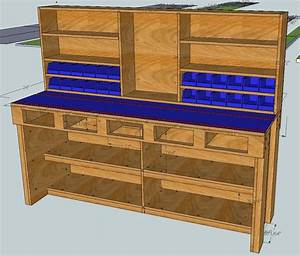 Working Projcet: Detail Reloading workbench plans