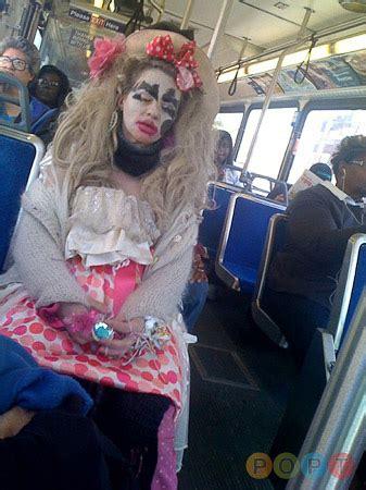 people  public transit