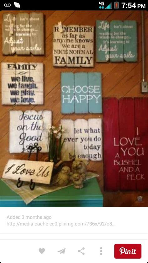 painted  fence boards   favorite quotes