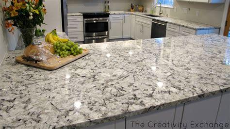 white granite 3 kitchen inspiration