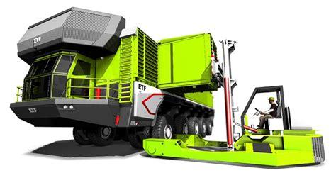Etf Etf Mining Truck (concept Vehicles) Trucksplanet
