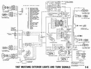 1968 Mustang Turn Signal Wiring Diagram
