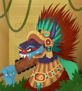 Aztec Warrior deviantART
