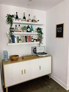 Office, Nook, Turned, Bar, Nook, Homedecorating